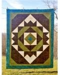 Cut Loose Press - Crown Jewel Quilt Pattern