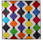 Cut Loose Press - Courthouse Lanterns Quilt Pattern
