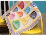 Cut Loose Press - Fancy Fans Quilt Pattern