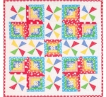 Cut Loose Press - Pinwheel in the Park Quilt Pattern