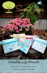 Double Zip Pouch by Sweet Janes Quilting & Design