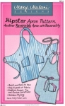 Hipster Apron Pattern by Mary Mulari