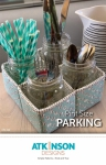 Pint Size Parking Pattern by Atkinson Designs