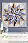 Winter Star Pattern by Brigitte Heitland Zen Chic