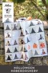 Halloween Haberdashery Quilt Pattern by Melissa Mortenson