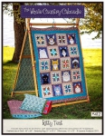 Kitty Tent Quilt Pattern by The Whole Country Caboodle