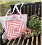 Cut Loose Press - Ring Around The Rosies Tote Pattern