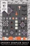 Spooky Sampler Quilt Pattern by Melissa Mortenson