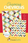Charming Chevrons Quilt Pattern by Christa Quilts