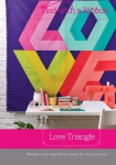 Love Triangle Quilt Pattern by Jemima Flendt