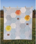 Cut Loose Press - Hexie Hot Air Balloons Quilt Pattern
