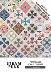 Steam Punk Quilt Pattern and Template by Jen Kingwell