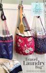 Travel Laundry Bag Pattern by Angela Pingel