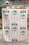Do You Want to Sew A Snowman? Quilt Pattern by Cotton Street Commons