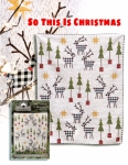 So This Is Christmas Quilt Pattern by Cotton Street Commons
