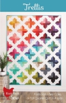 Trellis Quilt Pattern by Cluck Cluck Sew