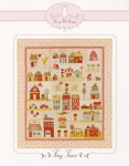 Tiny Town Quilt Pattern - 9 Month BOM by Bunny Hill Designs