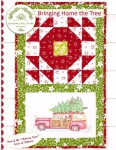 Memory Lane - Bringing Home The Tree Pattern by Crabapple Hill Studio