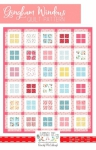 Gingham Windows Quilt Pattern by Beverly McCullough