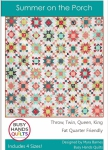 Summer on the Porch Quilt Pattern by Myra Barnes
