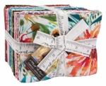 Moody Bloom Fat Quarter Bundle by Create Joy Project Moda Precuts