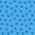 BENARTEX - Pearl Reflections - Floating Dandelion - Medium Peacock
