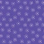 BENARTEX - Pearl Reflections - Floating Dandelion - Purple/Lilac