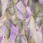 BENARTEX - Dragonfly Dance - Gilded Wings Lavender/Gray