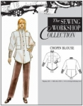 Clearance - The Sewing Workshop - Chopin Blouse