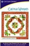 Cozy Strip Club - Cactus Wreath by Cozy Quilt Designs