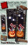 Sweet Spider Treats with Buttons by Julie Werzer