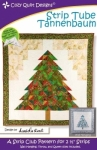 Tannenbaum Quilt Pattern by Cozy Quilt Designs