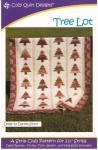 Tree Lot Quilt Pattern by Cozy Quilt Designs