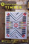 Alison Glass - Timber Quilt Pattern