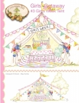 Girls Getaway #3 Girls Week Tent by Crabapple Hill Studio