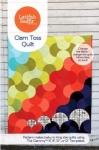 Clam Toss Quilt Pattern by Latifah Saafir