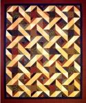 Cut Loose Press - Hot Cross Stars Quilt Pattern
