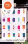 Ice Lollies Quilt Pattern by Latifah Saafir Studios