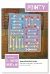 Pointy Quilt Pattern by Elizabeth Hartman