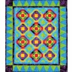 Cut Loose Press - Jelly Bean Blast Quilt Pattern