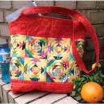 Cut Loose Press - Pineapple Sizzle Tote Pattern