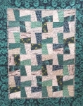 Cut Loose Press - Twirl Quilt Pattern