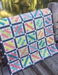 Cut Loose Press - Wingman Quilt Pattern