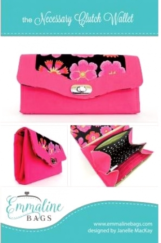 Necessary Clutch Wallet By Janelle Mckay Emmaline Bags