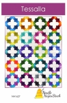 Tessalla Quilt Pattern by Needle in a Hayes Stack