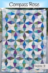 Compass Rose Quilt Pattern by Saginaw St Quilts