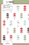 Forest Quilt Pattern by Lella Boutique