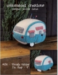 Vintage Camper Pin Keep by Cottonwood Creations