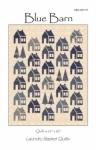 Blue Barn Quilt Pattern by Edyta Sitar