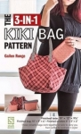 The 3 in 1 Kiki Bag Pattern by Stash Books